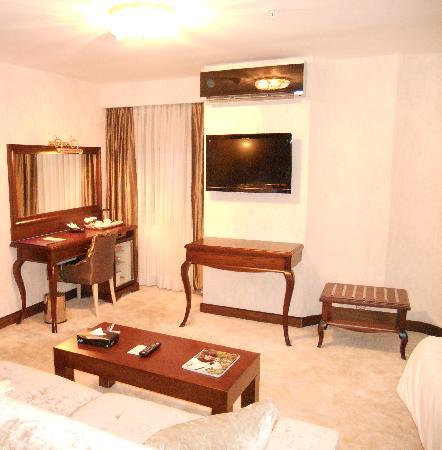 Amethyst Hotel Istanbul: Suite