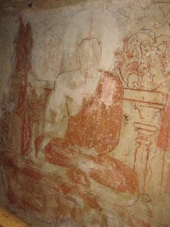 Kanheri Caves: original painting