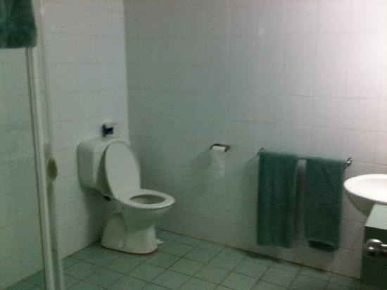 Best Western Hospitality Inn Geraldton: Bathroom