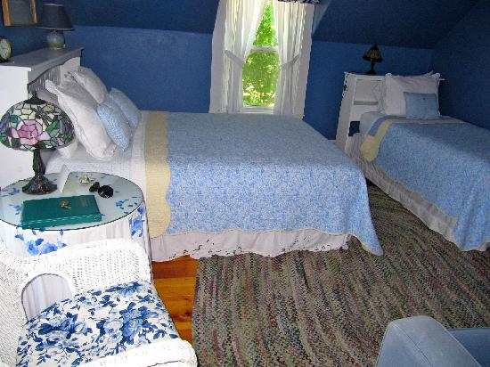 James Place Inn Bed and Breakfast: La nostra camera da letto