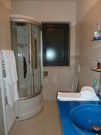 Hotel Liberty: il bagno