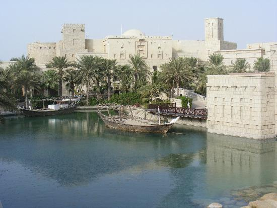 Jumeirah Dar Al Masyaf at Madinat Jumeirah: View of the hotel