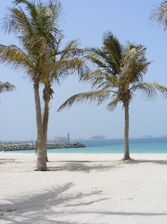 Jumeirah Dar Al Masyaf at Madinat Jumeirah: the beach - bliss!!