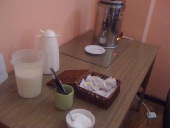 Adventure Hostel: Breakfast 2