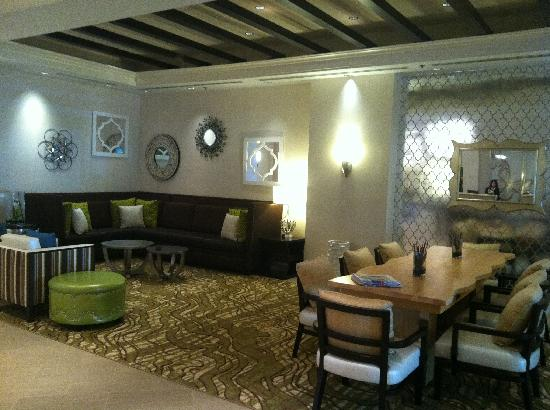 Renaissance Boca Raton Hotel: New Lobby