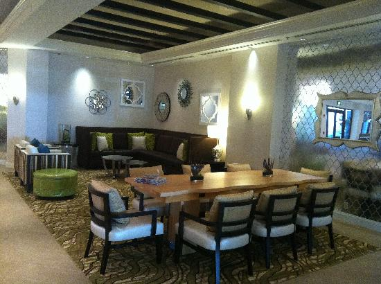 Renaissance Boca Raton Hotel: New Lobby 2