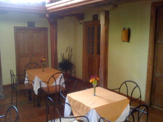 Abadia Colonial: ristorante