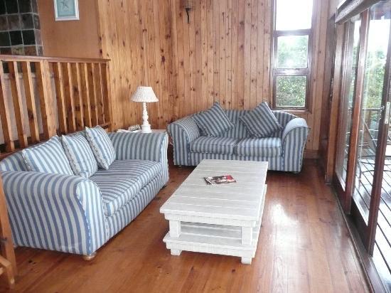 Boardwalk Lodge: wohnbereich