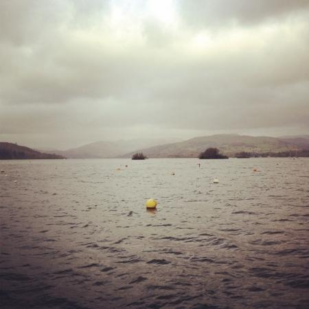 Laurel Cottage B&B: lake Windermere