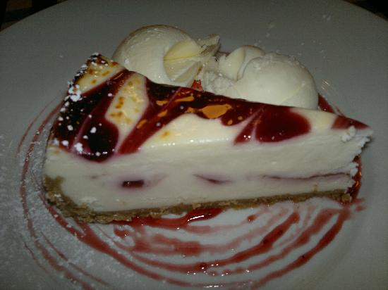 Papa Joe's: Cheesecake