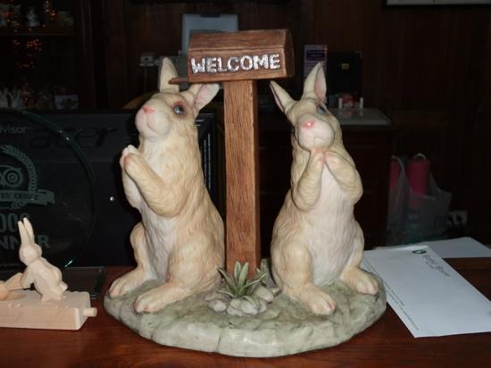 Rabbit Resort: welcome