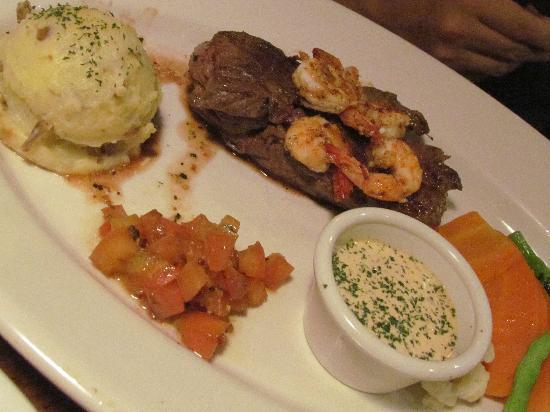 Outback Steakhouse BB Park: very nice taste