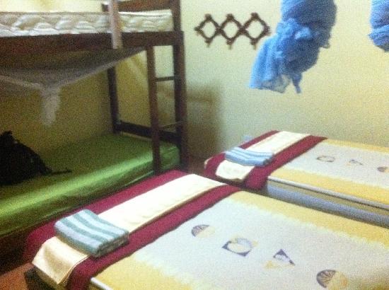 Family Homestay Little Heaven: The dorm room