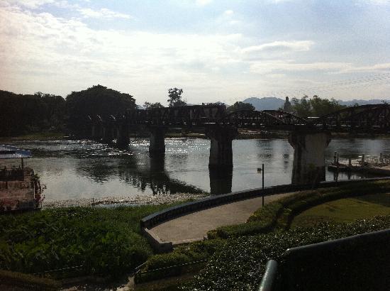 Family Homestay Little Heaven: Bridge over River Kwai