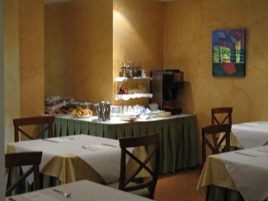Hotel Sercotel Zurbaran: sala colazione