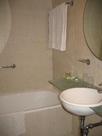 Hotel Sercotel Zurbaran: il bagnetto