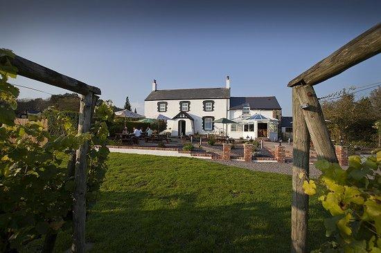 Llanerch Vineyard Restaurant
