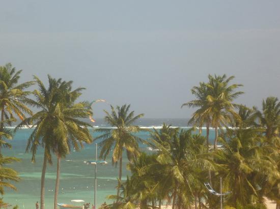 Sol Caribe San Andres: Vista desde la habitacion 5to piso