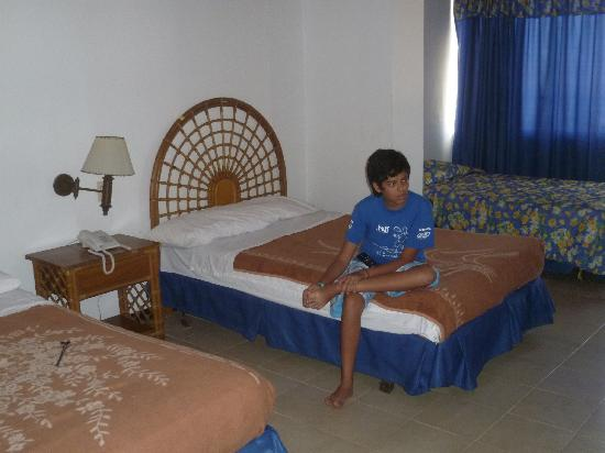 Sol Caribe San Andres: Habitaciones