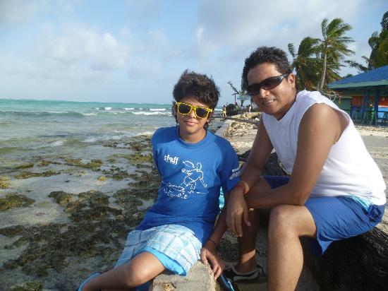 Sol Caribe San Andres: En el Acuario