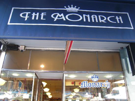Monarch Bakery: The Sign