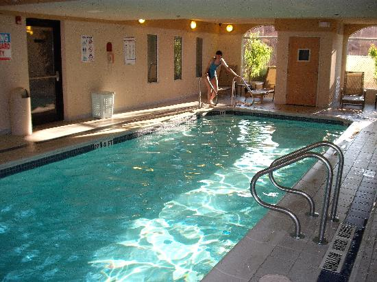 Comfort Inn & Suites: The Pool