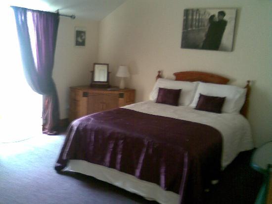 Beach Lodge : My beautiful room