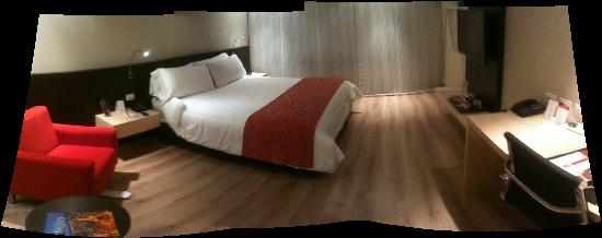 Radisson AR Hotel Bogota Airport: Great room