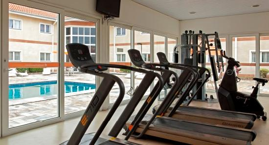 Intercity Jundiai : Fitness
