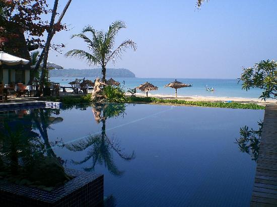 Amata Resort and Spa : La piscina
