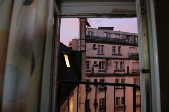 Vintage Hostel: our view
