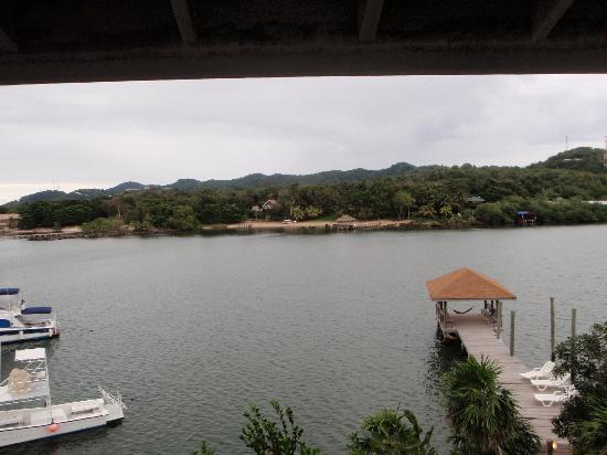 Posada Las Orquideas: Inlet view