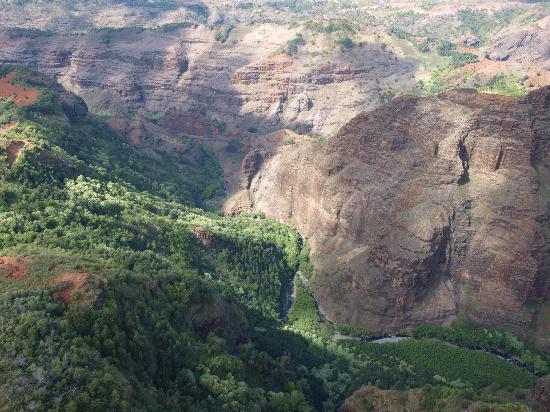 17 Palms Kauai: Waimea Canyon