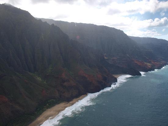 17 Palms Kauai: Na Pali Coast