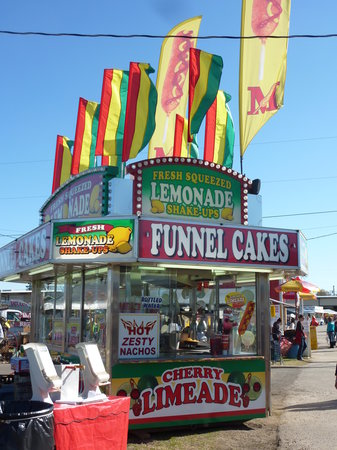 Canton, TX: Fun Food (you can diet later)