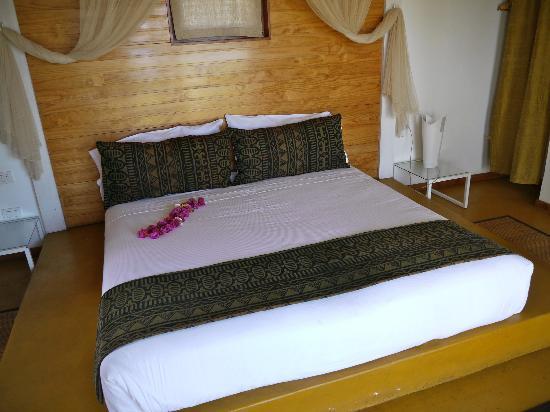 Hotel Altiplanico: Schlafbereich