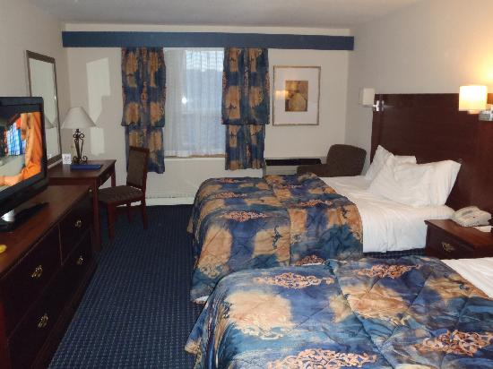 West Edmonton Mall Inn: Standard Room