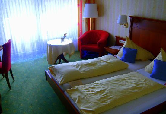Berlins Hotel KroneLamm: Chambre