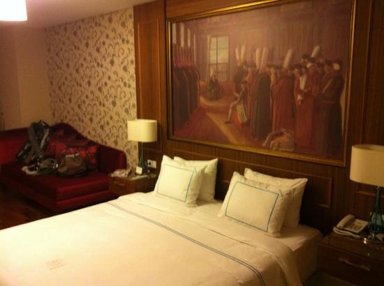 Neorion Hotel: camera