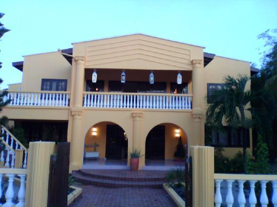 Hotel Restaurant Roomer: entrada