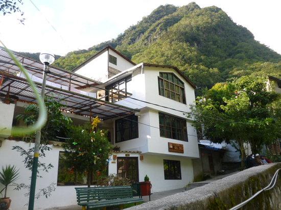 Terrazas del Inca bed and breakfast Hostal: Fachada Principal