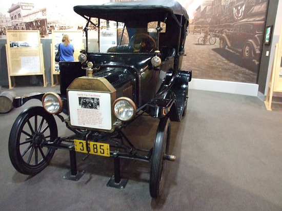 National Steinbeck Center: Model T