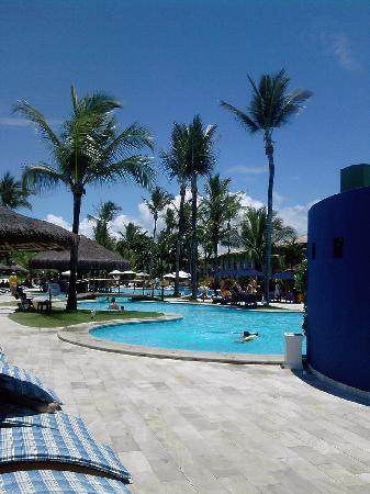 Arraial D'Ajuda Eco Resort: Pileta del Hotel