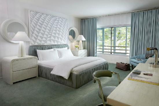 Avalon Hotel Beverly Hills: Queen room