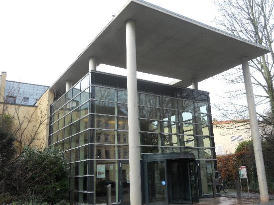 Carolus Thermen Bad Aachen: Exterior