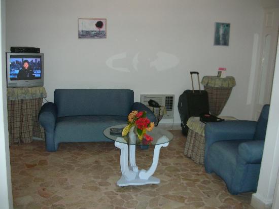 Jamaica Palace Hotel: chambre