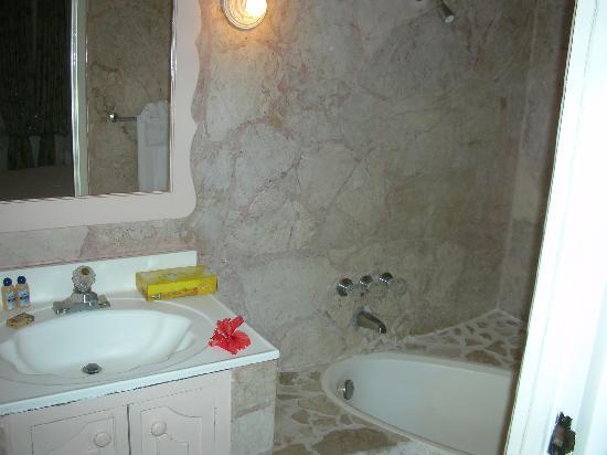 Jamaica Palace Hotel: salle de bains