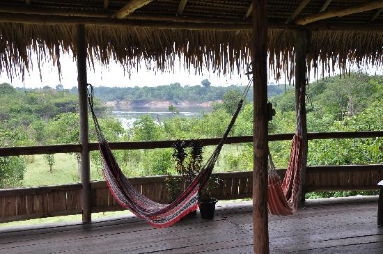 Tariri Amazon Lodge: View from the Chapéu