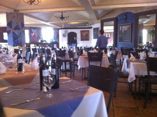 Las Tapas de Manuel: nice place with nice waiter