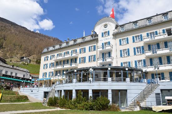Hotel du Glacier: Hotel